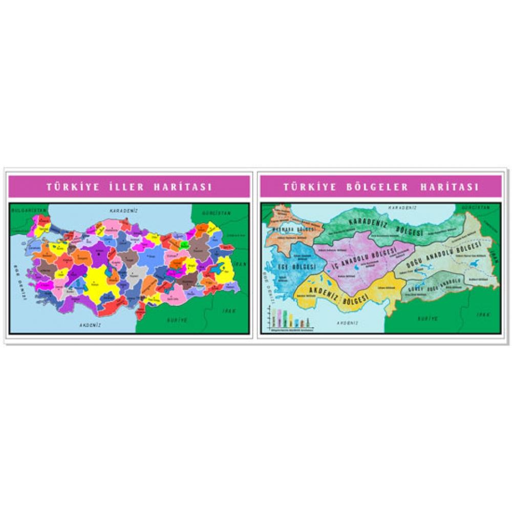 Turkiye Iller Ve Bolgeler Haritasi En Uygun Fiyatlarla