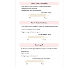 Present Perfect Continuous 1